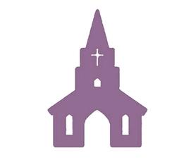 Wykrojnik Kościół (1125)