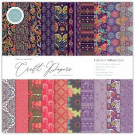 Papiery 30,5x30,5cm Craft Consortium - Eastern Influences