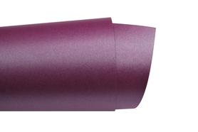 Papier ozdobny perłowy A4 120g - Fioletowy