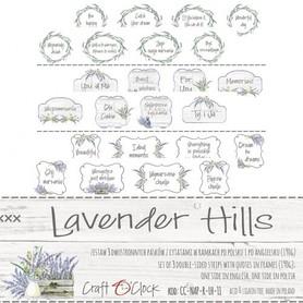 Lavender Hills cytaty w ramkach