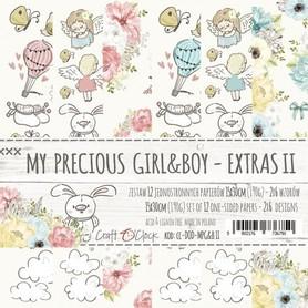 MY PRECIOUS GIRL & BOY - EXTRAS II - DODATKI