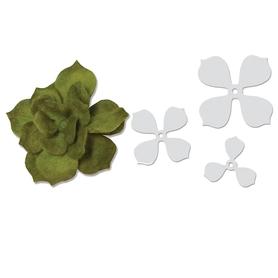 Wykrojnik do zrobienia kwiatka 3D 3 el. (9421)