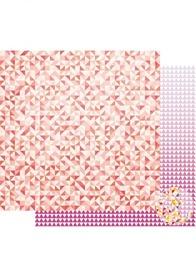 Arkusz papieru ST 30x30cm - Hey Kiddo 07-08