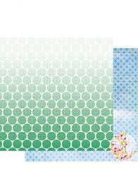 Arkusz papieru ST 30x30cm - One Way Ticket 01-02