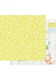 Arkusz papieru ST 30x30cm - One Way Ticket 07-08