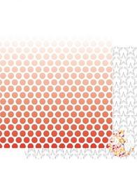 Arkusz papieru ST 30x30cm - Peachy Christmas 03-04