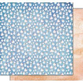 PD1084 Kora Arkusz papieru 30,5x30,5cm Cukier