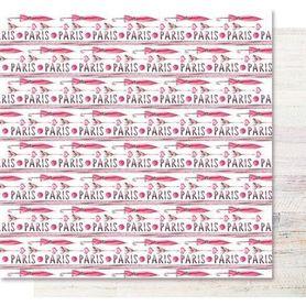 PD1054 Kora Arkusz papieru 30x30cm Parasolki
