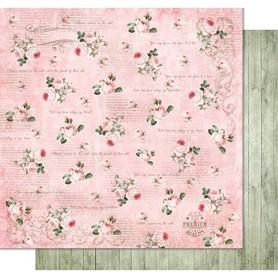 PD1099 Kora Arkusz papieru 30x30cm Million roses