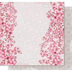PD1008 Kora Arkusz papieru 30x30cm Sakura