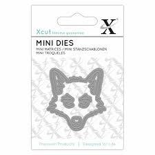 Wykrojnik XCut Fox (503666) - Lis