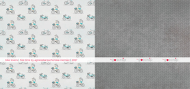 GS Arkusz papieru 30x30 bike lovers
