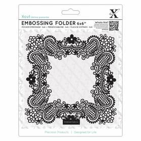 Folder do embossingu Ornate Frame (XCU 515209)
