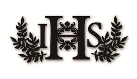 Wykrojnik IHS duży (1762)