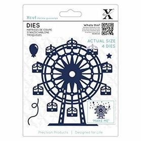 Wykrojnik - X-cut - Ferris Wheel