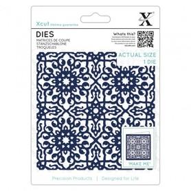 Wykrojnik - X-cut - Moroccan Tile