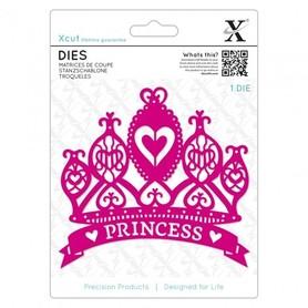 Wykrojnik - X-cut - Princess Tiara