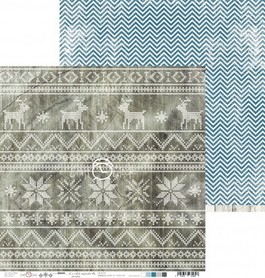 Arkusz papieru 30x30cm - BRR... IT'S COLD OUTSIDE - 05