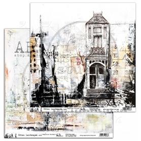 Arkusz papieru AB - Urban Landscapes no.1 30x30 cm