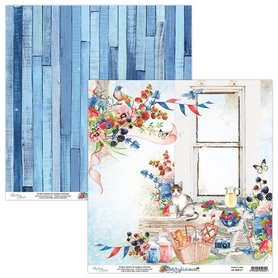 Papier 30x30 - Mintay - Berrylicious 01