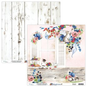 Papier 30x30 - Mintay - Berrylicious 02