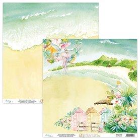 Papier 30x30 - Mintay - Paradise 01
