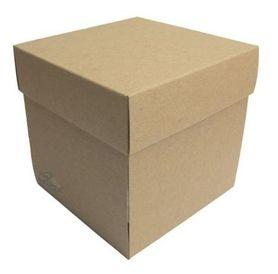 ID-12 Exploding Box Eco kraft - 10x10x10cm