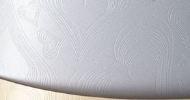 Arkusz papieru A4 z sercami Love - diamentowa biel (3401)