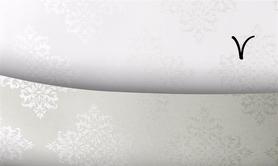 Arkusz papieru A4 Glamour - biały (4903)