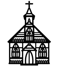 Wykrojnik Kościół (1543)
