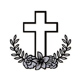 Wykrojnik - Krzyż (1659)