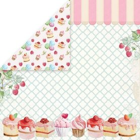 CP-SD04  Arkusz papieru Sweet Dessert 04