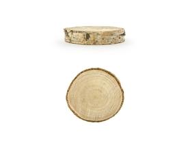Zestaw drewnianych kółeczek 4,5-6,5cm - 6 szt. (WDP1)