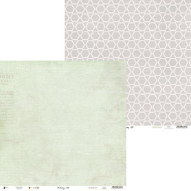 P13-438 Arkusz papieru Awakening 04 -30x30cm