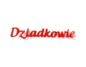 Wykrojnik - Dziadkowie (L4-B3120e)