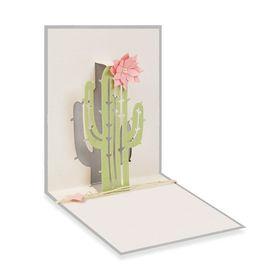 662540 Wykrojnik Sizzix Thinlits - Pop Up Cactus