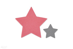 661782 Wykrojnik Sizzix - Tiny Stars - Gwiazdki