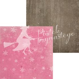P13-147 Arkusz Świąteczne życzenia 05 - 30x30cm