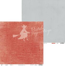 P13-116 Arkusz Kolory miłości 04 - 30x30cm