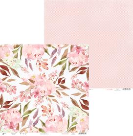 P13-245 Arkusz Love in Bloom 01 - 30x30cm