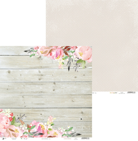 P13-247 Arkusz Love in Bloom 03 - 30x30cm
