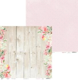 P13-250 Arkusz Love in Bloom 06 - 30x30cm
