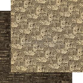 (4501360) Arkusz papieru Graphic 45 - 30x30cm