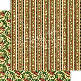 (4501400) Arkusz papieru Graphic 45 - 30x30cm