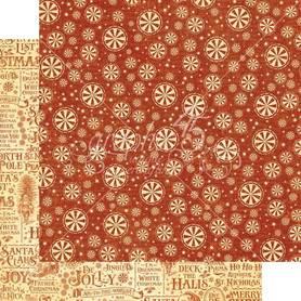 (4501402) Arkusz papieru Graphic 45 - 30x30cm