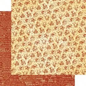 (4501406) Arkusz papieru Graphic 45 - 30x30cm