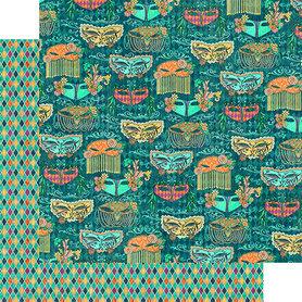 (4501546) Arkusz papieru Graphic 45 - 30x30cm
