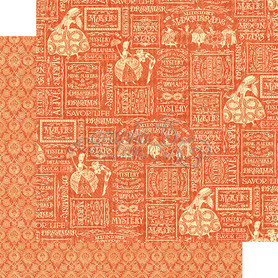 (4501545) Arkusz papieru Graphic 45 - 30x30cm