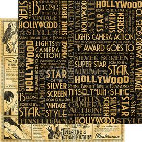 (4501530) Arkusz papieru Graphic 45 - 30x30cm