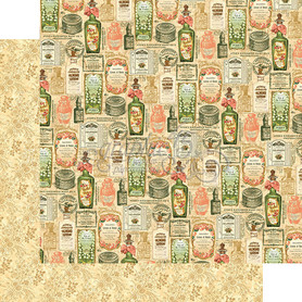 (4501502) Arkusz papieru Graphic 45 - 30x30cm